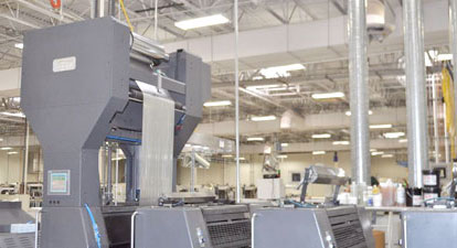 DGM Cold Foil Systems