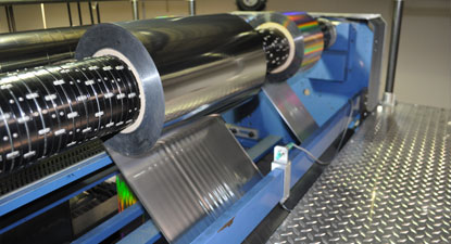 Cold Foil Printing Indexing
