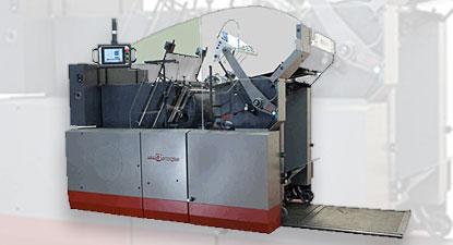 Saroglia 740FX Hot Foil Stamper