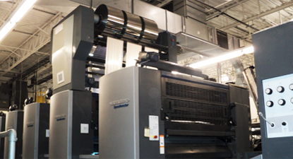Rock Tenn Foildex Cold Foil Indexing for manroland, KBA, and heidelberg presses