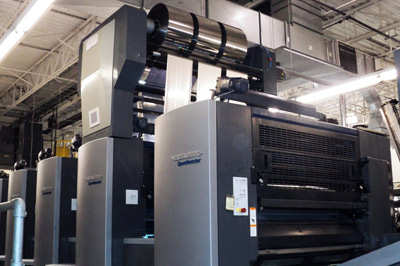 Foildex Cold Foil Indexing for manroland, KBA, Komori and heidelberg presses Rock Tenn